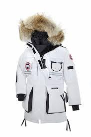 Canada Goose Snow Parka Mantra White Women