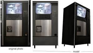 Scp Vending Machine Classy SCP48 SCP Containment Breach