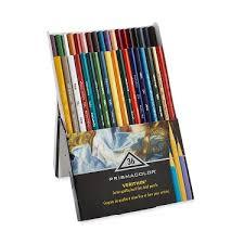 Prismacolor Verithin Colored Pencils Review