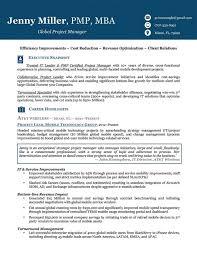 Executive Resume Format It Cover Letter Sample Formatsatesate For