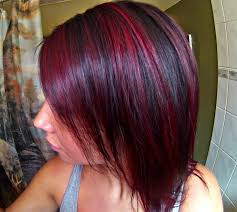 Red Hair With Blonde Highlights Underneath