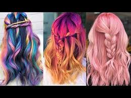 New Hair Color Ideas For 2018 Amazing Hair Color Transformations