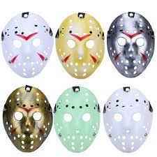 Mask Decorating Supplies Mascara Jason Masks Dance Gathering Jason Mask Horror Funny Mask 98
