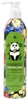 <b>Пенка для умывания</b> с бамбуковым углем Bamboo <b>Charcoal</b> Fresh ...