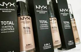new arrival nyx professional makeup nyx total control maximum coverage 2 in 1 foundation concealer