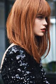Hairstyles For Women Long Hair Best 20 Long Bob With Fringe Ideas On Pinterest Long Bob Fringe