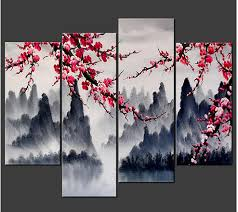 chinese wall art