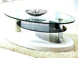 contemporary coffee table glass oval modern coffee table modern coffee table black glass oval coffee contemporary coffee table glass