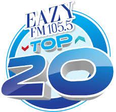 105 50 Fm Chart Eazy Top 20 Eazy Fm 105 5
