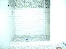 best tile for shower walls to ceiling link and floor cost