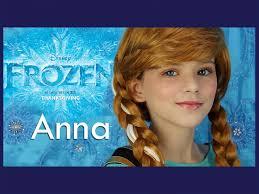 disney s frozen anna makeup tutorial kittiesmama