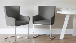 grey dining chairs with arms. dark grey dining chair with arm rests chairs arms