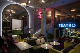 modern restaurant lighting. MID-CENTURY MODERN RESTAURANT IN OSLO ROCKS THE BEST LIGHTING DESIGNS (5) Best Modern Restaurant Lighting