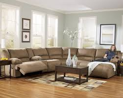 u shaped sectional with recliner. Interesting With Ushaped Sectional Sofa Microfiber  U Shape Reclining To Shaped With Recliner B