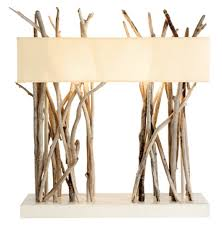 nature inspired lighting. Brings A Little Of The Indoors Inside. Via Bleu Nature Inspired Lighting