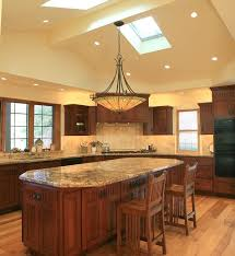 craftsman style kitchen lighting. Craftsman Style Semi-flush Ceiling Kitchen Lighting