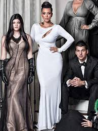 Kardashian Christmas Card — What Were They Wearing? (PHOTOS ...