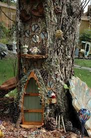 10 Step by Step 'Recipes' for fairy gardens you can create around any tree  in your garden, plus, a look into the deep foresty world of fairy house  maker, ...