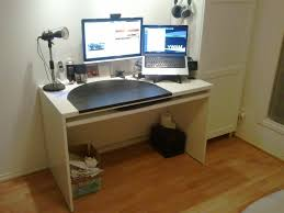 besta desk with keyboard tray samsung worked out pretty well for under 20