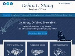 website design services for writers authors journalists website design for writers