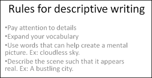 pictures on descriptive writing exercises easy worksheet ideas cool descriptive essay exercises easy worksheet ideas recycleroughlycom