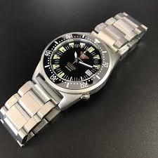 <b>STEELDIVE</b> Automatic Watch Men's Watch <b>1996</b> Steel Submersible ...