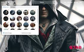 <b>Assassins Creed Syndicate</b> New Tab Wallpapers