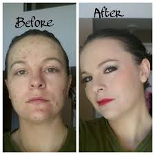 rayna forbes before and after dinair s airbrushmakeup