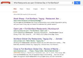 Restaurants Open Near Me On Christmas Day | Amazing Christmas ...