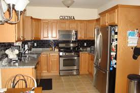 kitchen cabinets painted white before and afterPainting Your Kitchen Cabinets Is Easy Just Follow Our Step By