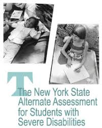 the new york state alternate assessment for students with severe disabilities