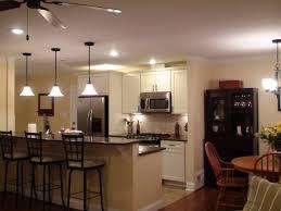 new kitchen lighting ideas. Rectangular White Wooden Wall Cabinets Kitchen Lighting Grey Islands Modern Led Lighitng Ideas Small Light Space New