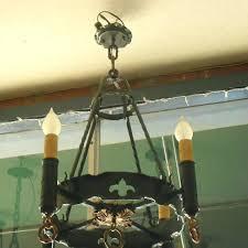 spanish revival chandelier revival 4 light chandelier 1920s spanish revival chandelier