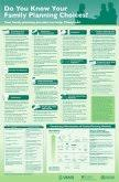 Family Planning Wall Chart Do You Know Your Family Planning Choices Wall Chart