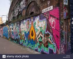 wall art street london