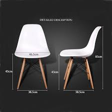 6pcslot Modern Dining Chairs With Hot Office Chair Plastic Chairsin Dining Chairs From Furniture On Aliexpresscom  Alibaba Group