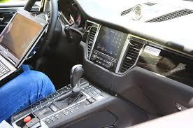 2018 porsche panamera interior. plain panamera 2018 porsche macan u2013 new turbo v6 engines and restyled interior due to porsche panamera