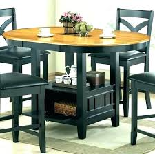 bar top table and chairs magnificent black counter height dining table glass top sets round high