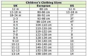 Nike Toddler Shoe Size Chart Right Toddler Age And Shoe Size Chart Printable Baby Foot