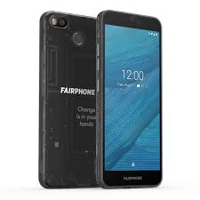 Modular Cell Phone Design Fairphone 3