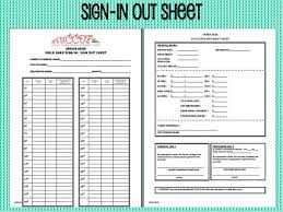 daycare sign in and out sheet 2015 ccdf parent orientation