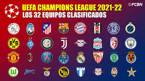 The full fixture list has been confirmed for the 2021/22 uefa champions league group stage. These Are The 32 Clubs That Will Play The Uefa Champions League 2021 22