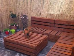 diy ideas garden furniture made from old pallets