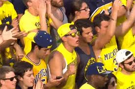 sports fans cheering gif. tcu football gif sports fans cheering gif
