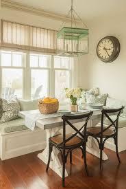 eating nook furniture. Light Green Themed Breakfast Nook. Eating Nook Furniture A