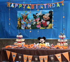 creative diy mickey mouse clubhouse 1st