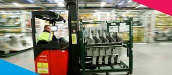 How To Become A Reach Forklift Truck Driver Career Guides