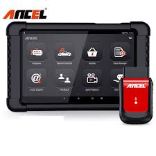 <b>Ancel X6 OBD2</b> Scanner Bluetooth Scan All System Diagnosis ABS ...