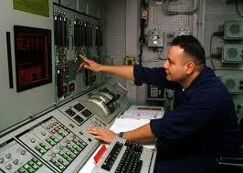 Gas Turbine Systems Technician 1st Class Reynaldo Gutierrez