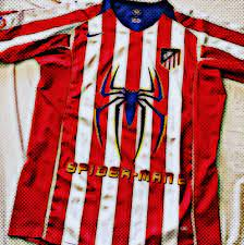 The wonderful world of atletico madrid s constantly changing sponsor. A Salute To Stan Lee By Way Of Atletico Madrid Sartorial Soccer